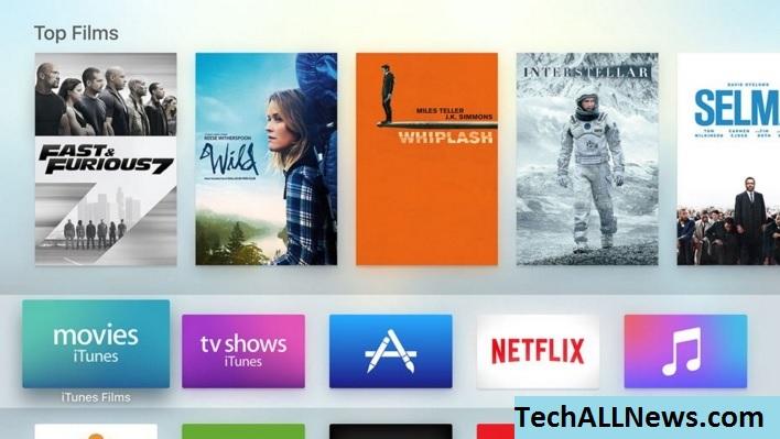 Apple Tv 2015