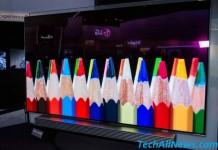 LG 65EF9500 Flat 4K OLED TV Review