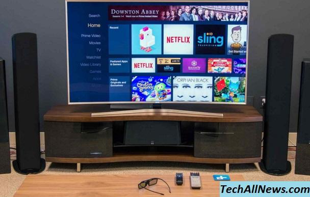 Samsung SUHD JS9500 Curved 4K ultra HD LED LCD Smart TV