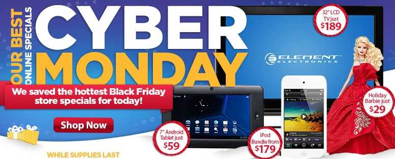 Walmart did not release an official Cyber Monday ad this year, but we put together a custom version based off of their recent press release. Walmart's Cyber Monday sale begins at a.m. ET on Monday, Nov. /5(63).