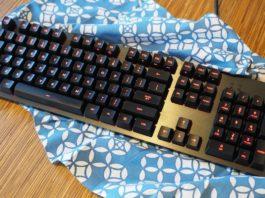 Logitech G413 Gaming keyboard