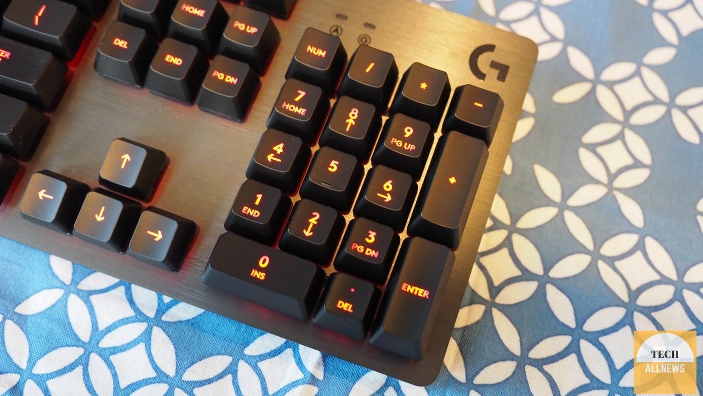 Logitech G413 keyboard