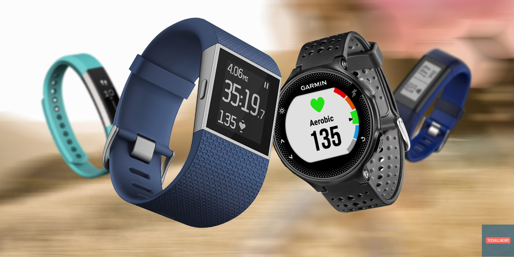 Top Rated] 15 Best Waterproof Fitness Trackers 2019 (May