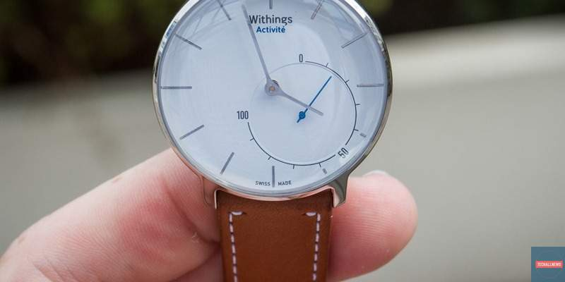 Withings fitness tracker